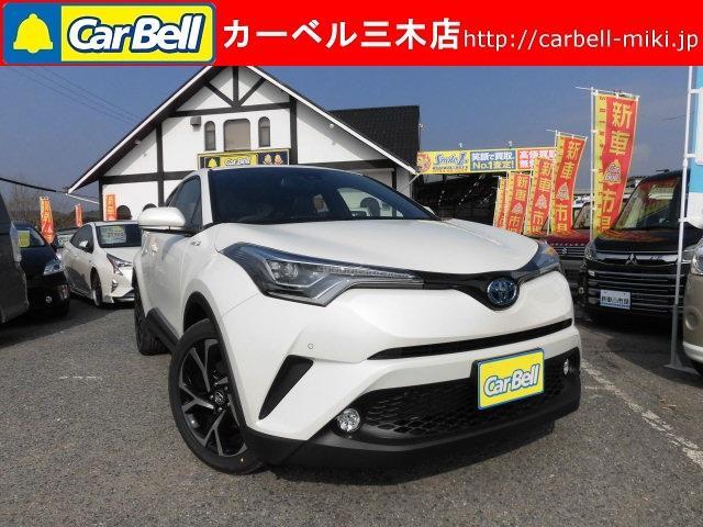 トヨタ ハイブリッドG 新車-福車オプション10点付9型ナビBカメラ