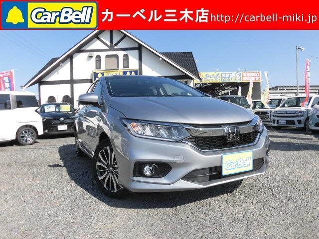 ホンダ ハイブリッドEX・Hセンシング新車-福車OP10点付8型ナビ