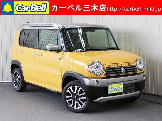 スズキ JスタイルIII 新車-福車オプション10点付きナビBカメラ