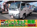 いすゞ エルフトラック Wキャブフラットローデイ-ゼル 5速MT...