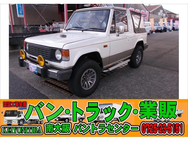 グレードG エアコン パワステ パワーウィンドウ 4WD