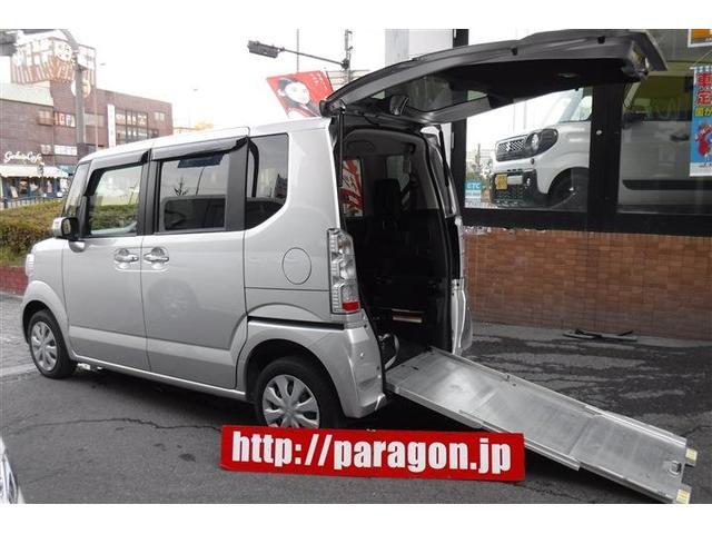 ホンダ G・Lパッケージスローパー4WD ナビBカメラ電動スライド