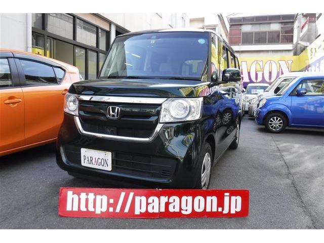 ホンダ N-BOX G・Lホンダセンシング 左電動スライドドア