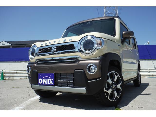 スズキ Jスタイル 2WD 新車 7インチフルセグナビ ETC バックカメラ ドライブレコーダー フロアマット サイドバイザー ボディーコーティング 7点付