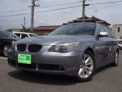 BMW525iツーリングハイラインパッケージ ETC HID