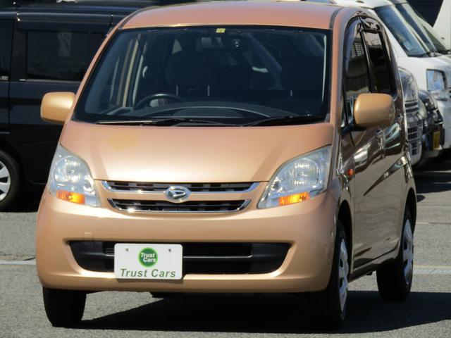 ダイハツ ムーヴ L /パナソニックナビ/地デジフルセグ/Bluetooth/DVD再生/CD/SD/ドライブレコーダー/分離型ETC/LEDヘッドライト/キーレス/ベンチシート/バニティミラー/当店買取車両/