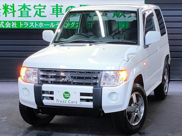 三菱 XR /4速オートマ/キーレス/ホワイトソリッド/分離型ETC/CD/ダブルエアバッグ/パワステ/15インチアルミホイール/背面タイヤ/