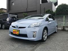 プリウスSツーリングセレクション  純正ナビ ワンセグTV Bカメラ