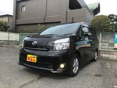 ヴォクシーX Lエディション  ワンオーナー買取車 Pスタート純正ナビ