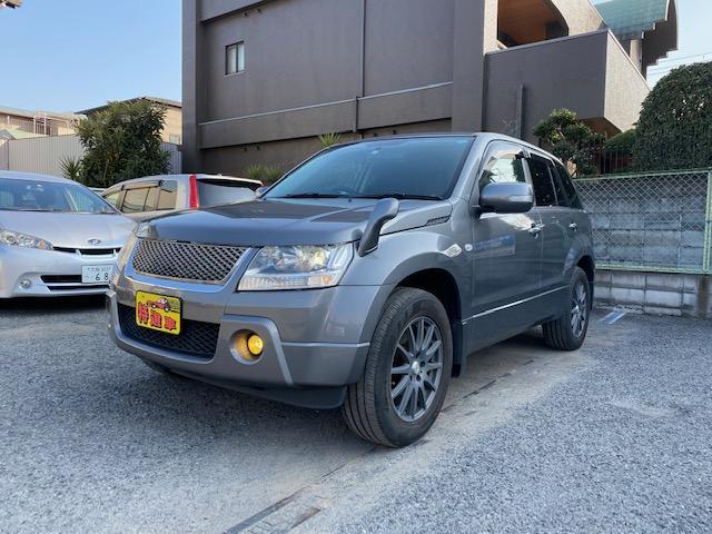 「スズキ」「エスクード」「SUV・クロカン」「大阪府」の中古車