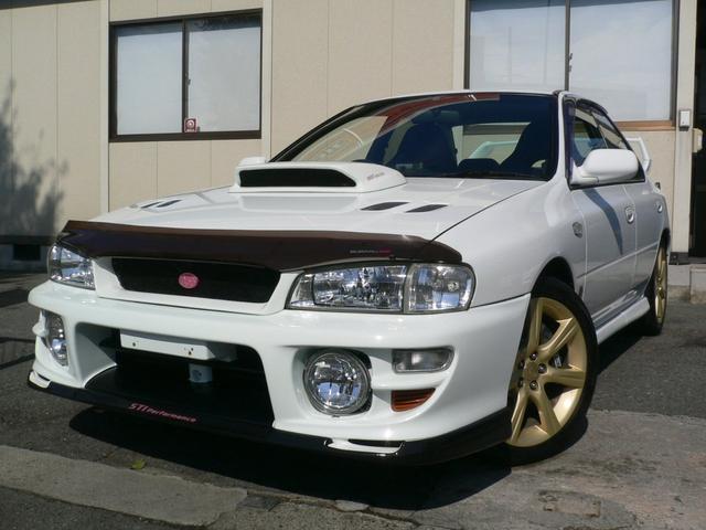 スバル WRX STiバージョンV 走行78,000キロ