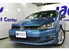 VW ゴルフTSIハイラインブルーモーションテクノロジー デアエアステ