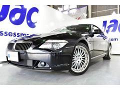 BMW645Ciカブリオレ 赤革シート 電動オープン