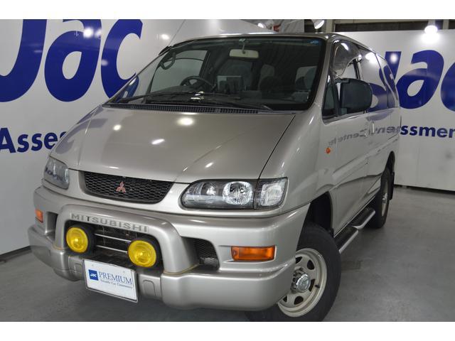 三菱 XRツインサンルーフ 外ポータブルナビ