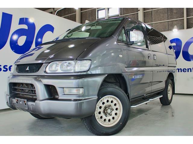 三菱 シャモニー 4WD