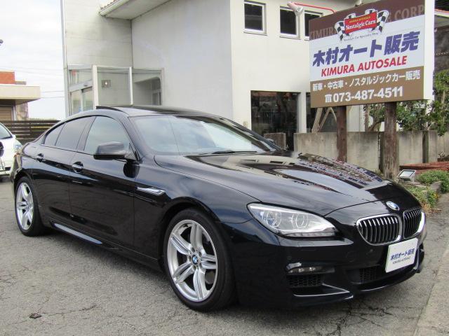「BMW」「6シリーズ」「セダン」「和歌山県」の中古車