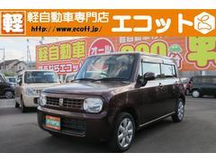 アルトラパンX スマートキー・CVT・純正CDオーディオ・ABS
