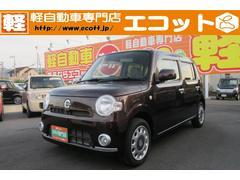 ミラココアココアX スマートキー・オートエアコン・フォグライト・CVT