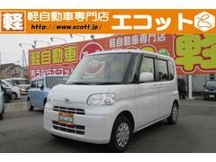 タントX オートエアコン・純正CDオーディオ・スマートキー・ABS