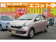 ミライースX SA アイドリングストップ・純正CDオーディオ・CVT