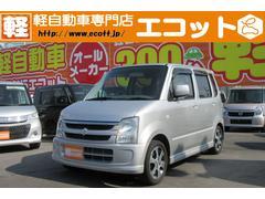ワゴンRFX−Sリミテッド ETC スマートキー ABS