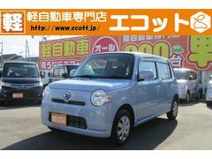 ミラココアココアX 社外ナビ オートエアコン スマートキー 軽自動車