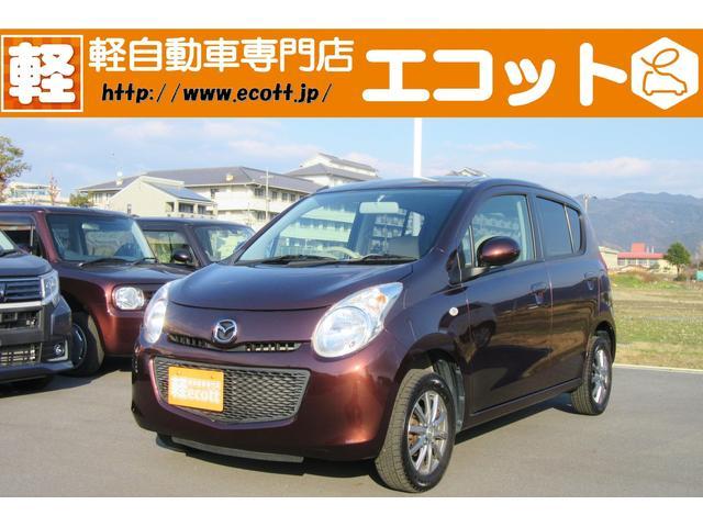 マツダ GS 保証付 キーレスキー 純正オーディオ ABS 軽自動車