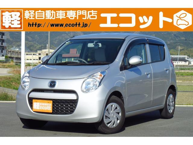 マツダ ECO-X 保証付 カーナビ バックカメラ ETC 軽自動車