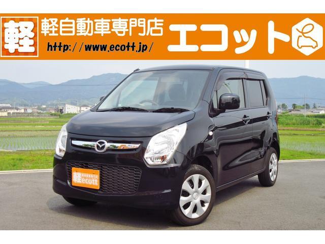 マツダ XG 保証付 キーレスキー オートエアコン CVT 軽自動車