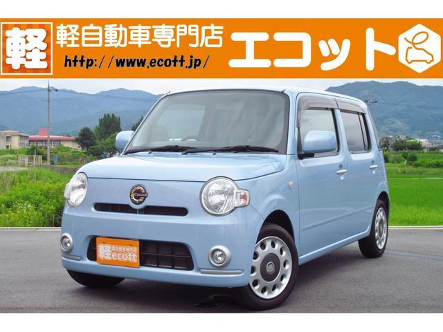 ダイハツ ココアX 保証付 オートエアコン キーレスキー 軽自動車