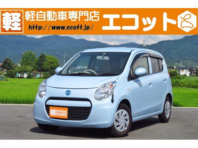 スズキ ECO-S 保証付 純正ナビ アイドリングストップ 軽自動車