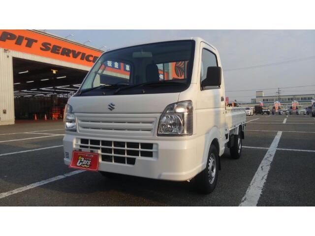 スズキ KCエアコン・パワステ 4WD 3AT