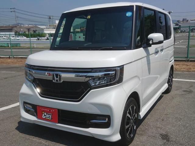 N BOXカスタム(ホンダ) G・Lホンダセンシング 中古車画像