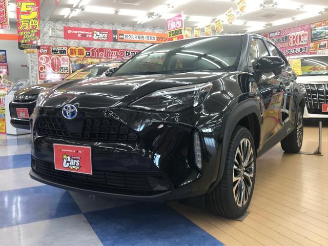 「トヨタ」「ヤリスクロス」「SUV・クロカン」「兵庫県」の中古車