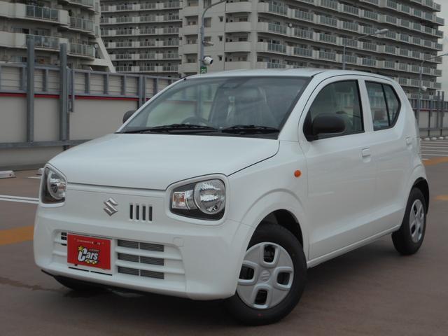 スズキ アルト L スズキセーフティサポート装着車 届出済未使用車