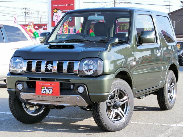 スズキ ランドベンチャー 4WD 4AT 未使用車 特別仕様車
