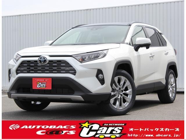トヨタ G Zパッケージ 新車未登録 パノラマムーンルーフ