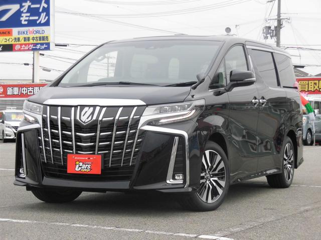 トヨタ 2.5S Cパッケージ 未登録新車 3眼LED ムーンルーフ