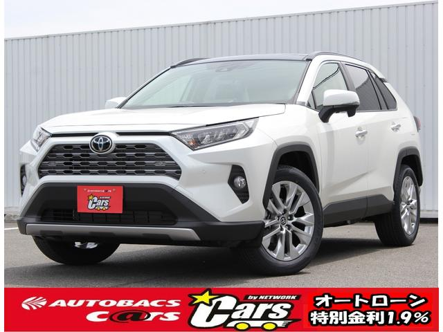 トヨタ G Zパッケージ 新車 サンルーフ ナビ ドラレコ ETC