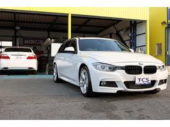 BMW320i xDriveツーリング Mスポーツ SR 革シート