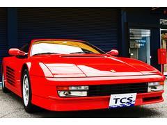 フェラーリ テスタロッサディーラー車 フルオリジナル!