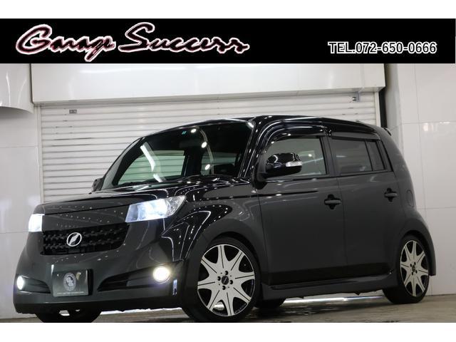 トヨタ S エアロパッケージ社外17AWヘッドライト&フォグHID