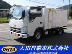 タイタントラック中温仕様 冷凍車 小型サイズ カラーバックモニター