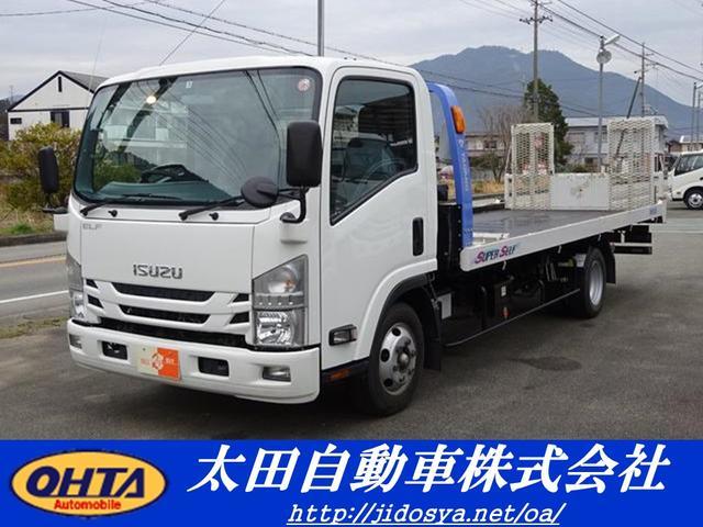 いすゞ タダノ車両運搬車 ラジコン 3t