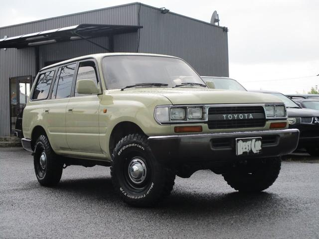 トヨタ ランドクルーザー80 VX