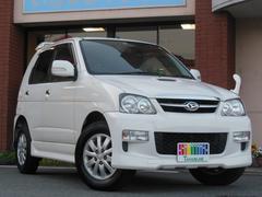 テリオスキッドカスタム 4WD スマートキー CDステレオ ターボ車