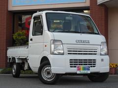 キャリイトラックKC エアコン パワステ 4WD AT車 ワンオーナー車