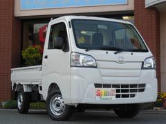 ハイゼットトラックスタンダード 4WD エアコン パワステ 登録済み未使用車