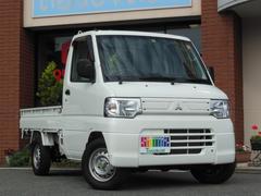 ミニキャブトラックVタイプ 4WD エアコン パワステ 5MT 1オーナー