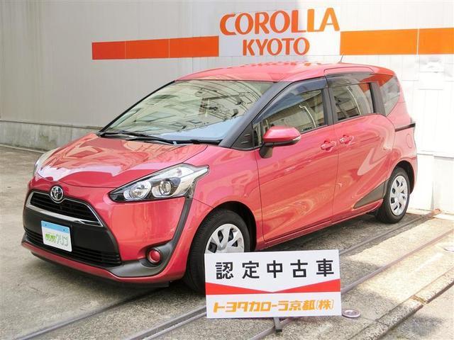 トヨタ シエンタ G 両側電動スライドドア HDDナビ バックモニター ETC